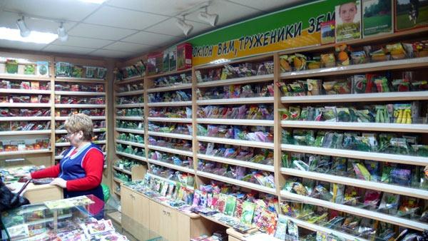 Бизнес-идея: магазин семян