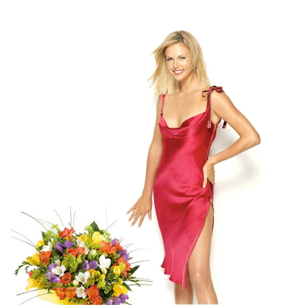Любимые цветы знаменитостей